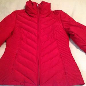 Kenneth Cole Reaction Puffer Size Small EUC